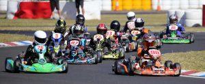 Warwick Kart Club Racing